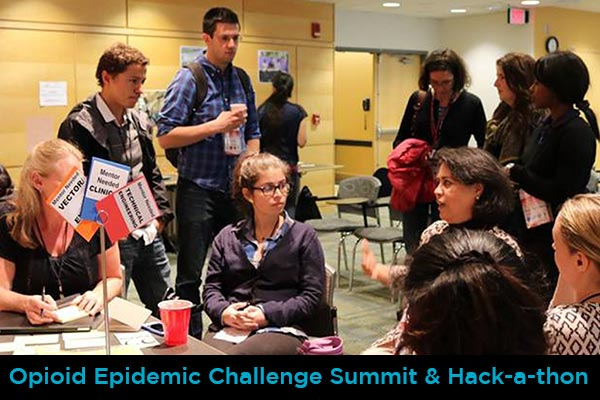 Opioid Epidemic Challenge Summit and Hack-a-thon - CAMTech